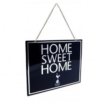 Tottenham Hotspur Home Sweet Home Sign